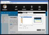 Sie sehen den einfachen und effizienten WYSIWYG Editor